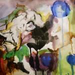 """Blue Balls"" by Jaclynmeyerstudio"