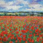 """""""Poppy Painting"""" by creese"""