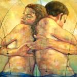 """Half Mine"" by ArtAngel"