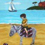 """""""Donkey Ride"""" by englishart"""