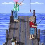 """Fishing"" by englishart"