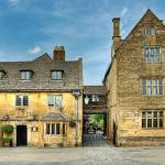 """Cotswolds hostelry - 16th century coaching inn, En"" by JohnEdwards"