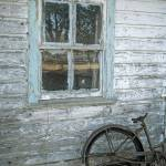 """""""Bicycle by the Playhouse Window"""" by freyfoto"""