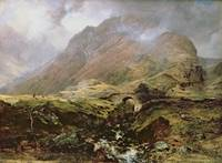Glencoe, by Horatio McCulloch, 1847