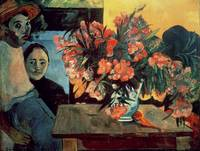 Flowers of France, 1891, by Paul Gauguin