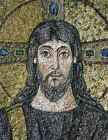 The Face of Christ (mosaic)