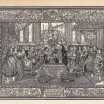 """Marriage of Louis XIV"" by GilWarzecha"