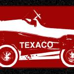 """Texaco Pedal Car"" by byStangz"