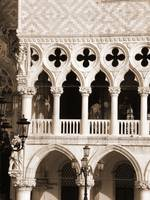Doges Palace Columns
