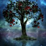 """The tree that wept a lake of tears"" by JohnEdwards"