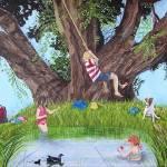 """Pond Swing"" by englishart"