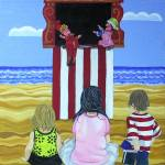 """Punch and Judy"" by englishart"