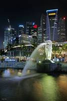 Merlion By THe Bay