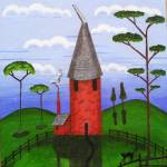 """Oast House"" by englishart"