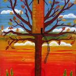 """Treehouse"" by englishart"