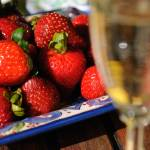 """20100907 Champagne and Berries"" by TomSpaulding"