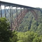 """New River Gorge Bridge, WV"" by psupuma"