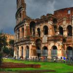 """""""Colosseum in the Storm"""" by Sabreur76"""