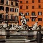 """Fontana di Nettuno - Piazza Navona"" by Sabreur76"