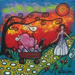 """Sharing Her Love"" by juliryan"