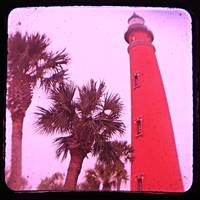 Pink Lighthouse