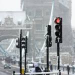 """Tower Bridge Snow"" by johnhamlen"