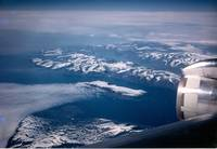 Over Greenland '69