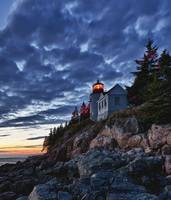 Bass Harbor Light, Bass Harbor, Acadia NP, Maine