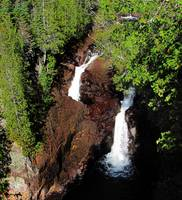 Devil's Kettle High View