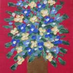"""Flower bouquet"" by wildlifeandabstractart"