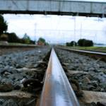 """Electric Train Track"" by JonathanCJPhoto"