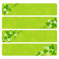 St. Patrick headers