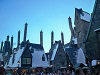 Hogsmeade Village Buildings
