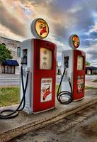 Old Gas Station - Texaco