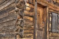 Old Log Cabin, Ebbetts Pass
