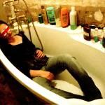 """Bath"" by Drowning-Butterflies"