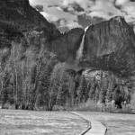 """Yosemite Falls and Boardwalk"" by SederquistPhotography"