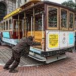 """San Francisco Cable Car"" by eyeates"