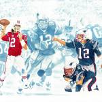 """Tom Brady Quarterback Study 2"" by Gbrooks"