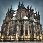 """HDR Saint Vitus Cathedral"" by kingafoto"