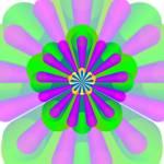 """Cybartia Flower - Brave Clash"" by Cybartia"