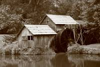 Mabry Mill - Blue Ridge Mountains