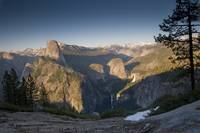 Olmstead Point Showing Half Dome