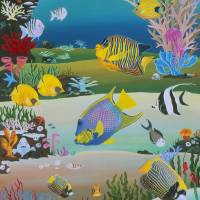 """Coral Reef Too"" by delRio"