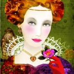 """Queen of hearts"" by sylvestra"
