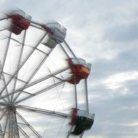 Ferris Wheel in Motion (8)
