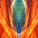 """""Yoga Light"" #19 11 17 06"" by achimkrasenbrinkart"