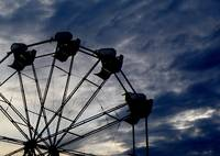 Ferris Wheel Sunset (2)