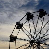 Ferris Wheel Sunset (5)