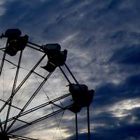 Ferris Wheel Sunset (6)